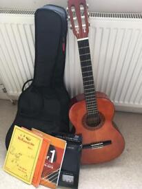 3/4 Guitar & Accessories