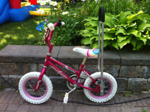 Child's Supercycle Bike with Hand Support