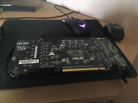 Asus 560 ti dc2 1gb -gddr5 graphics card for sale