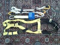 Body harness.
