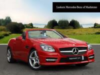 Mercedes-Benz SLK SLK250 CDI BLUEEFFICIENCY AMG SPORT (red) 2015-07-10