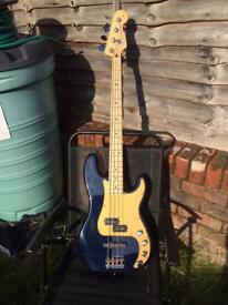 Fender p bass special deluxe