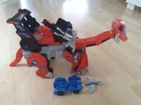 Vtech Switch & Go Dinos - Brok the Brachiosaurus & Friends