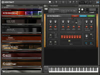 KONTAKT v5 INSTRUMENTS for PC/MAC