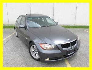 2008 BMW 323i *SPORT PKG,LEATHER,SUNROOF,LOADED!!!*