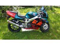 Honda cbr900rr fireblade rrx