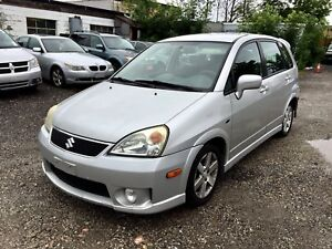 2006 Suzuki Aerio *165,000 KM*NO ACCIDENTS*FULLY CERTIFIED*