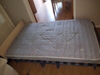 fold out bed(can deliver)