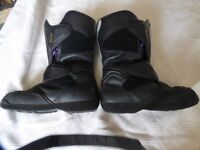 Ladies MotorCycle boots size 6