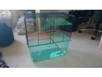 Gerbil/Hamster cage - brand new!