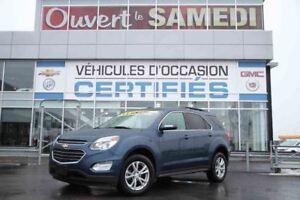 2016 Chevrolet Equinox 4X4 + NAVIGATION + TOIT OUVRNT