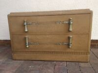 Chest of drawers, Art Deco style
