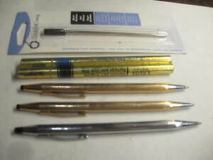 Cross Classic 1/20 14k classic gold plated pen