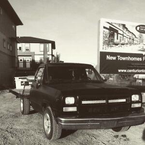1993 dodge D150 2wheel drive