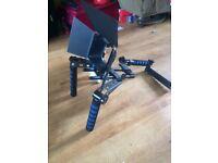 Spider camera rig