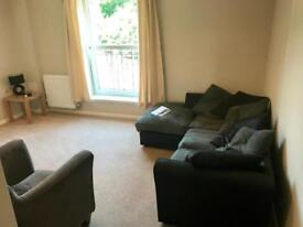 Fully furnished 2 bed apartment - town centre £585pm