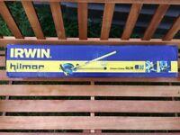 IRWIN HILMOR GLM PIPE BENDER BRAND NEW IN BOX