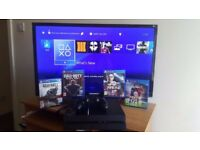 "PS4 & Blaupunkt Freeview 32"" TV"