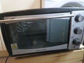 Andrew James Table Top Oven - Grill ideal for a flat, Uni, etc.