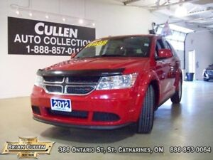 2012 Dodge Journey GREY