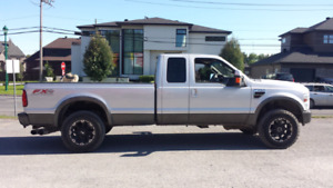 Pick up F-250 Super Duty Diesel FX4 2008