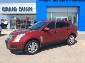 2013 Cadillac SRX Luxury Edition AWD * Heated Leather * NAV *