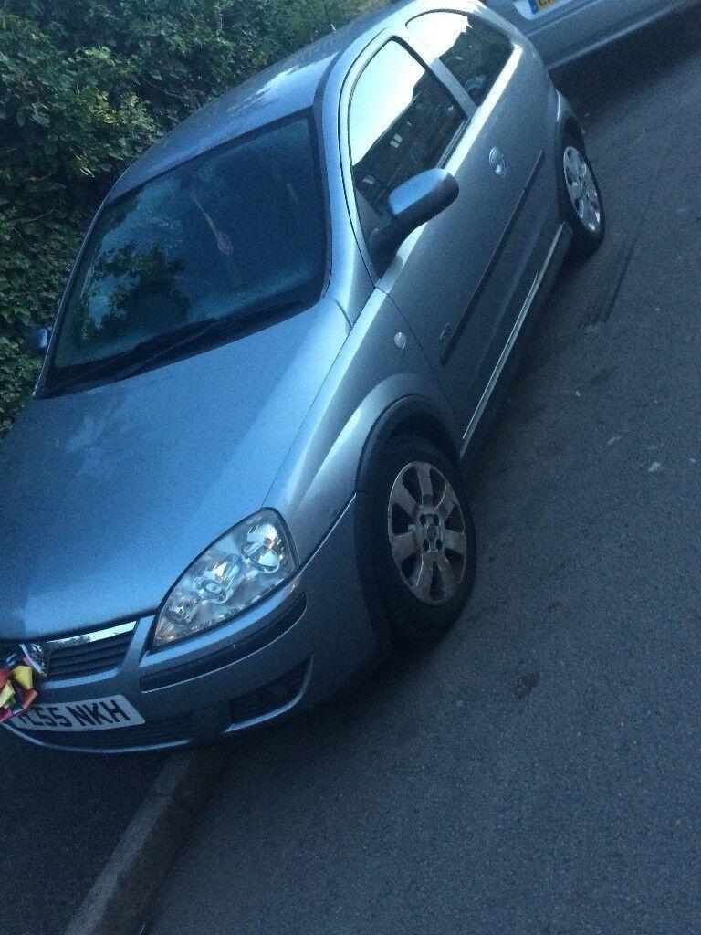 Vauxhall Corsa 2006 mot'dcheap car Not ford van volkswagen or citroen bargain