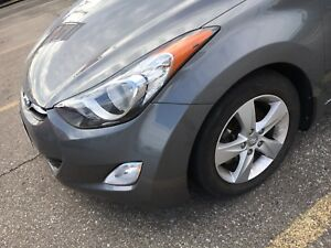 2013 Elantra GLS (accident free)