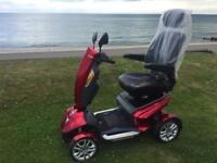 Tga vita scooter cost £4000 can deliver 50 mile radius
