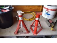 AXLE STANDS SET OF TWO