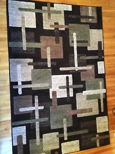 5X7 Area Rug. Excellent condition. 1 year old.