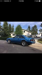 1992 Ford Mustang 302 4 speed