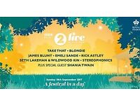 Radio 2 Festival in a Day Hyde Park 10th September