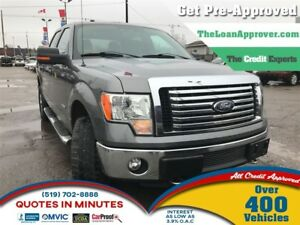 2012 Ford F-150 XLT   6PASS   4X4