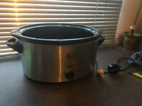 Swan 6.5L slow cooker