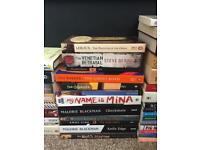 Book bundle - over 30 titles