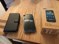 Samsung galaxy s4 mini immaculate condition like brand new