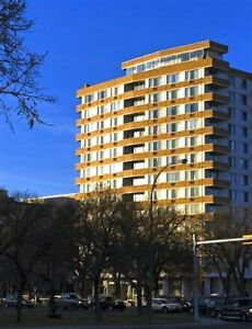 1 Bedroom, High-rise Across from Wascana Park