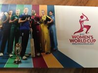 Women's World Cup tickets lords 2 adult 1 junior