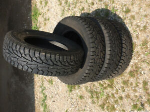 Hankook Winter Ipike 185/70R14