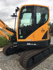 NEW HYUNDAI MINI EXCAVATORS FOR SALE OUR RENT