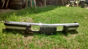 Chevy GMC front bumper
