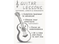 Friendly & Professional Guitar lessons in  South London