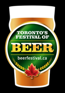 2 Tickets for Beerfest in Toronto this Saturday- FACE VALUE
