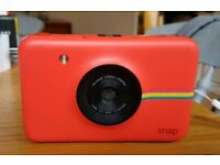 Polaroid snap 10MP instant print camera