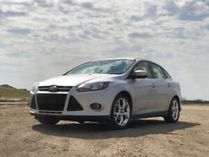 2013 Ford Focus Titanium REDUCED!