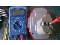 Makita 8391D Cordless Drill. 2x batt, charger, case/manuals.