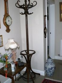 Bentwood Hat and Coat Stand