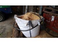sawdust free for uplift
