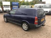 Vauxhall Astravan 1.7CDTi 16v 2005MY Envoy